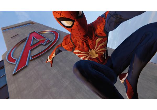 Spider-Man llegará Marvel's Avengers de Playstation este año